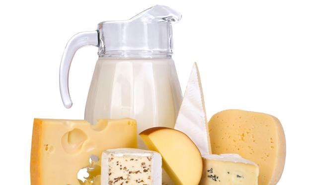 Молочные продукты и сыры